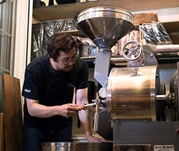 訪問記|炭nest coffee